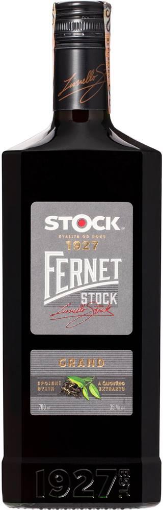 Fernet Stock Fernet Stock Grand 35% 0,7l