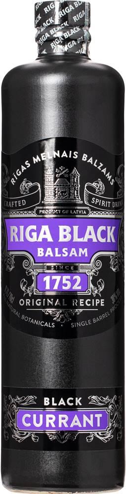 Riga Black Balsam Riga Black Balsam Currant 30% 0,7l
