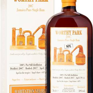 Habitation Velier Worthy Part WPL 2007 59% 0,7l