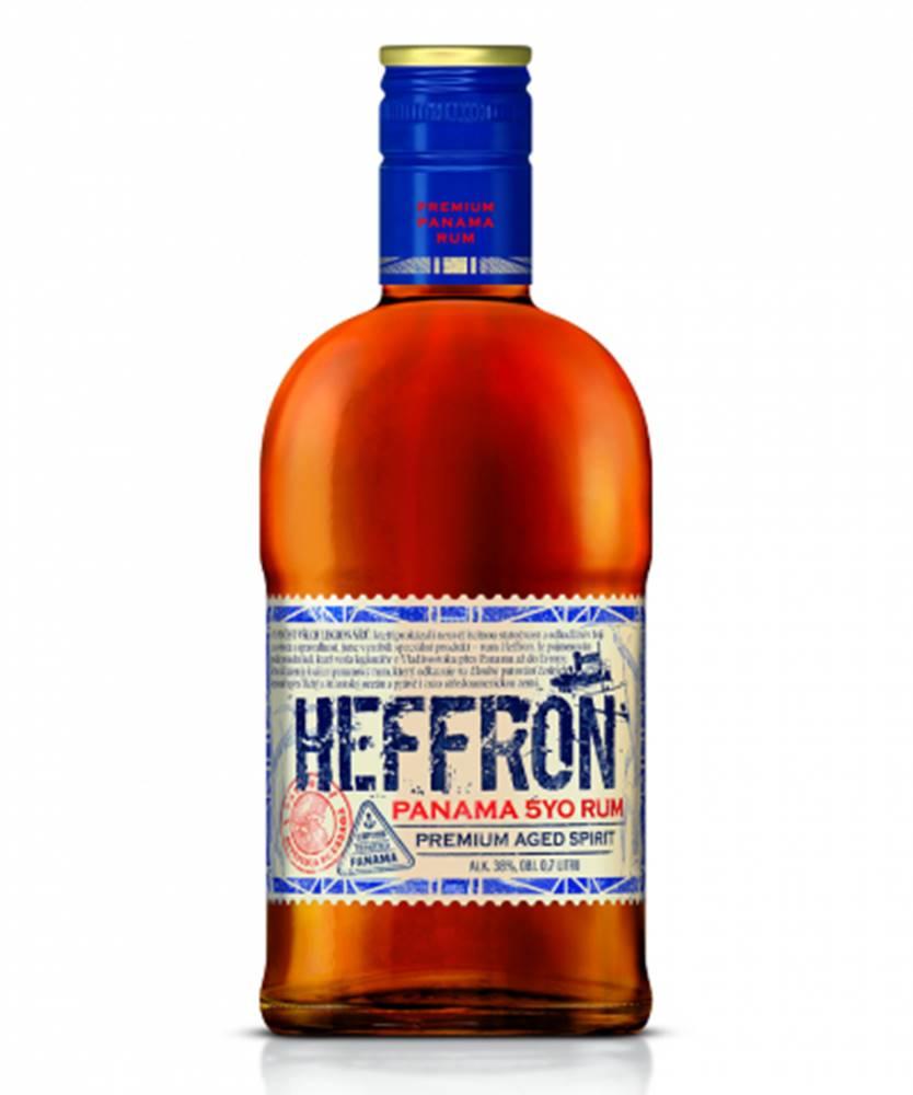 Heffron Heffron Rum 0,7L (38%)