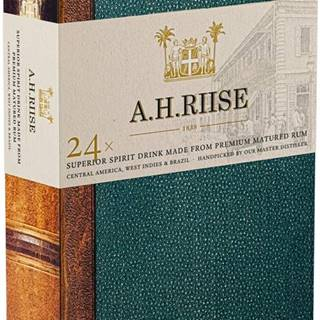 A.H. Riise 24 Experiences 24 x 0,02l 41,92% 0,48l