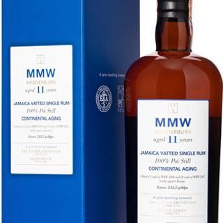 SVM 11 ans MMW Blend Continental Aging Wedderburn 63,9% 0,7l