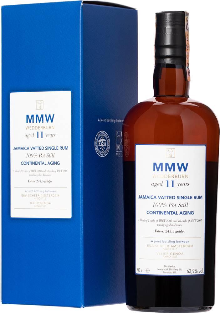SVM SVM 11 ans MMW Blend Continental Aging Wedderburn 63,9% 0,7l